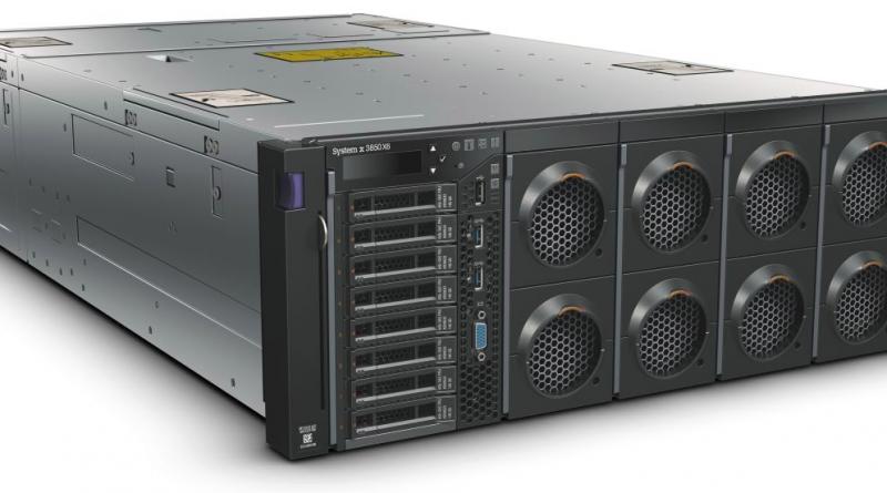 Lenovo System x3850 X6 (6241)
