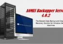 AOMEI Backupper Server 4.0.2