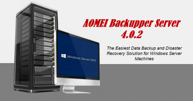 AOMEI Backupper Server 4.0.2