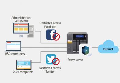 Proxy Server – QNAP